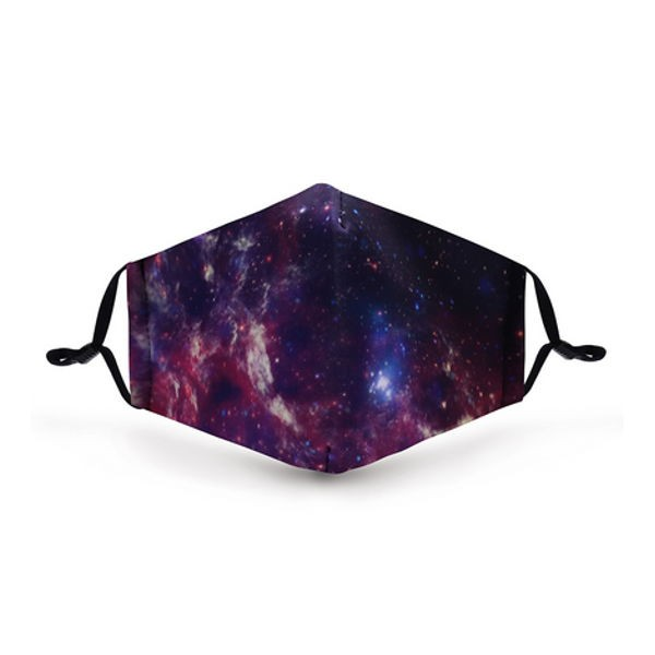 """Mund- und Nasen-Maske """"Universe"""""""