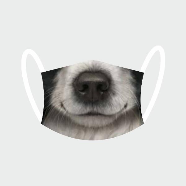 """Mund- und Nasen-Maske """"Schnäuzchen"""""""