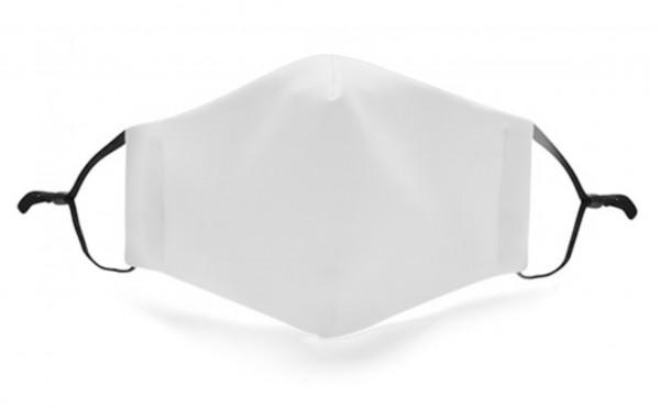 """Mund- und Nasen-Maske """"Pure White"""""""