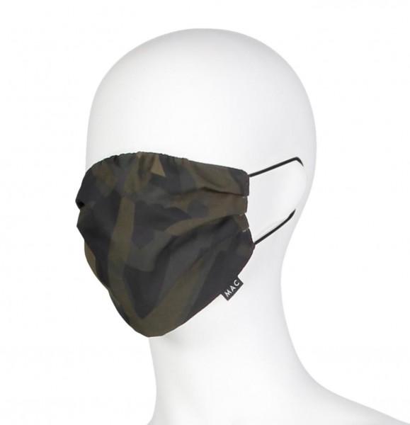 """MAC-Masken """"Forest Figured"""" Zweierpack mit Aufbewahrungssäckchen"""