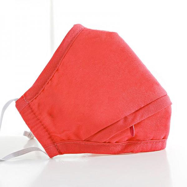 Mund- und Nasen-Maske Perfect FIT Red für perfekten Sitz